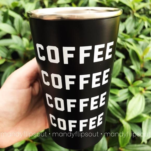 Starbucks Reserve COFFEE Matte Insulated Tumbler